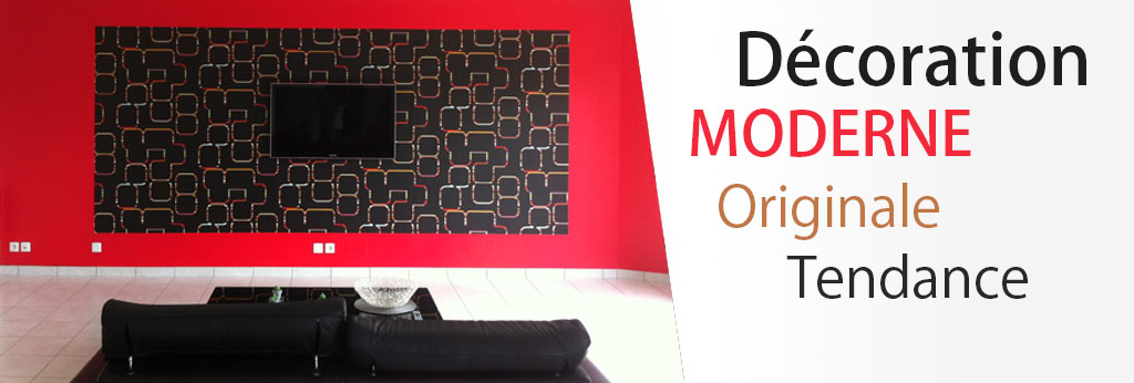 image decoration interieur peinture. Black Bedroom Furniture Sets. Home Design Ideas